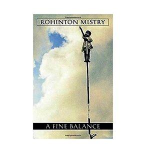 2/$25 A Fine Balance: Rohinton Mistry